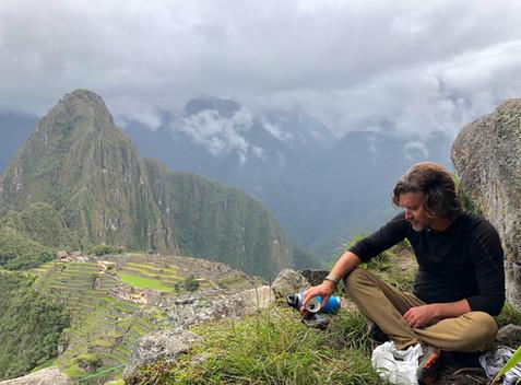 Have Tea, Will Travel - Machu Pichu, Peru - 2018