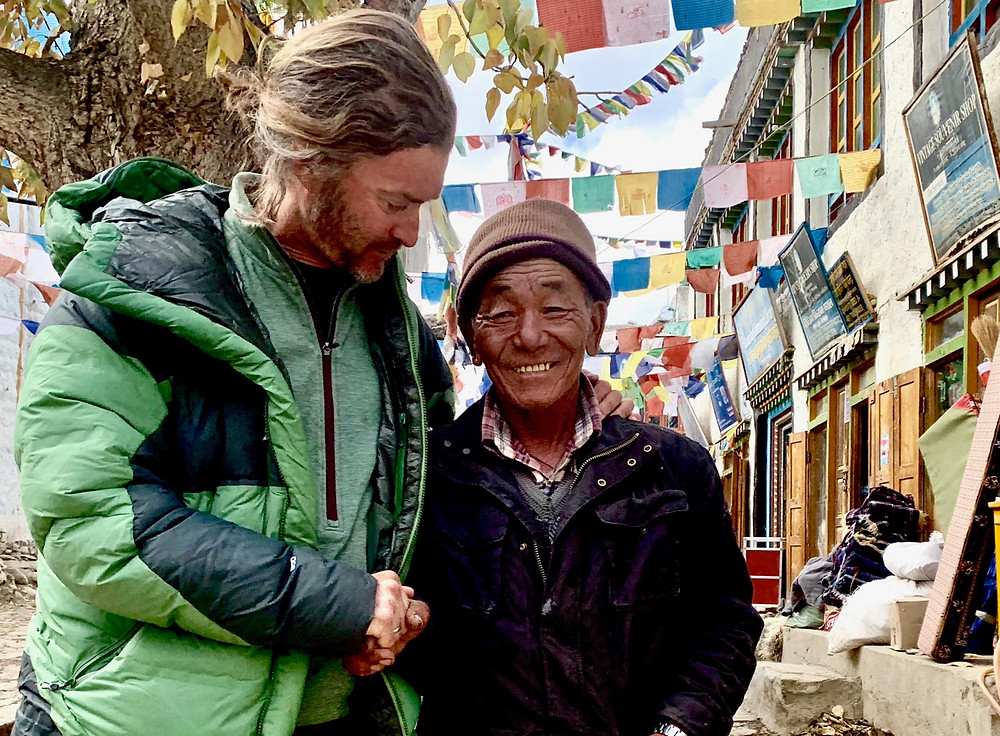 Convening of friends in Mustang