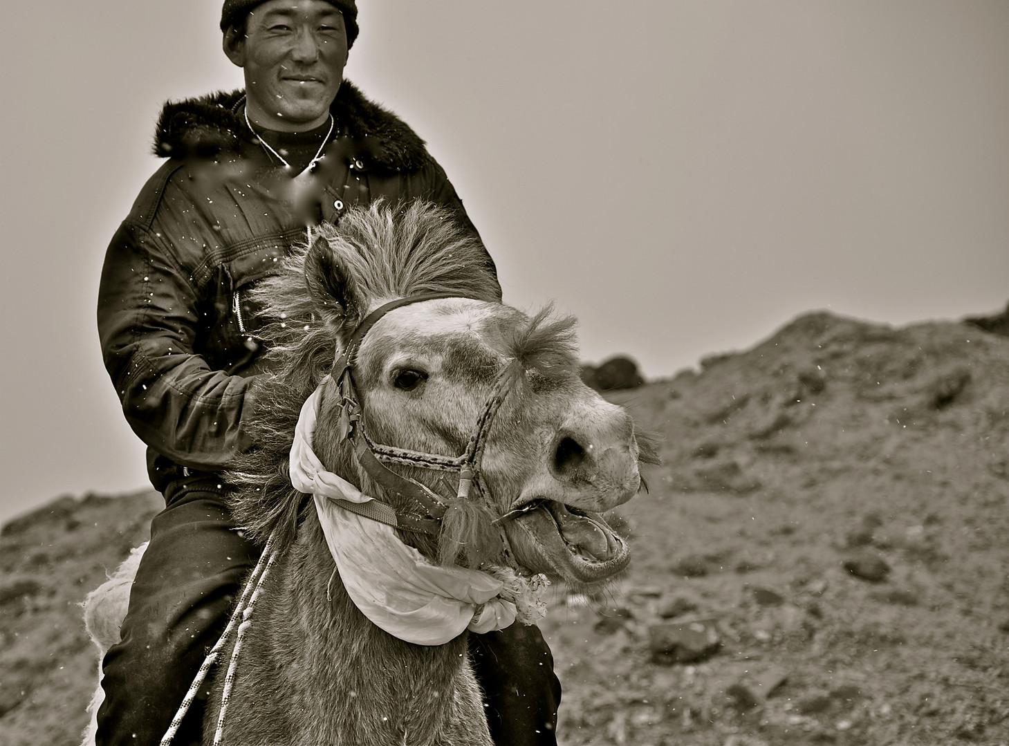 Move 2 - Ngoring Tso, Qinghai