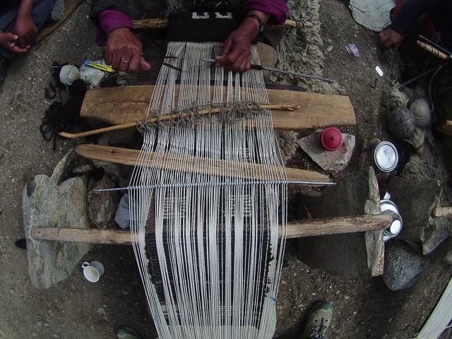 Nomad's loom