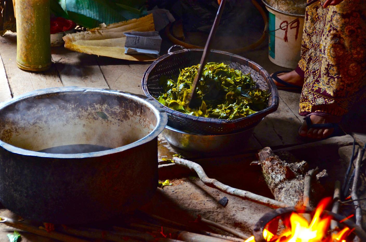 Bulang Tea