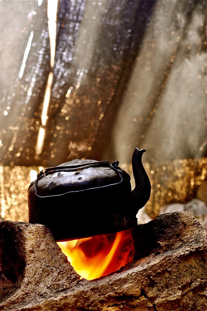Nomad's Kettle Song - Horchuka, Sichuan