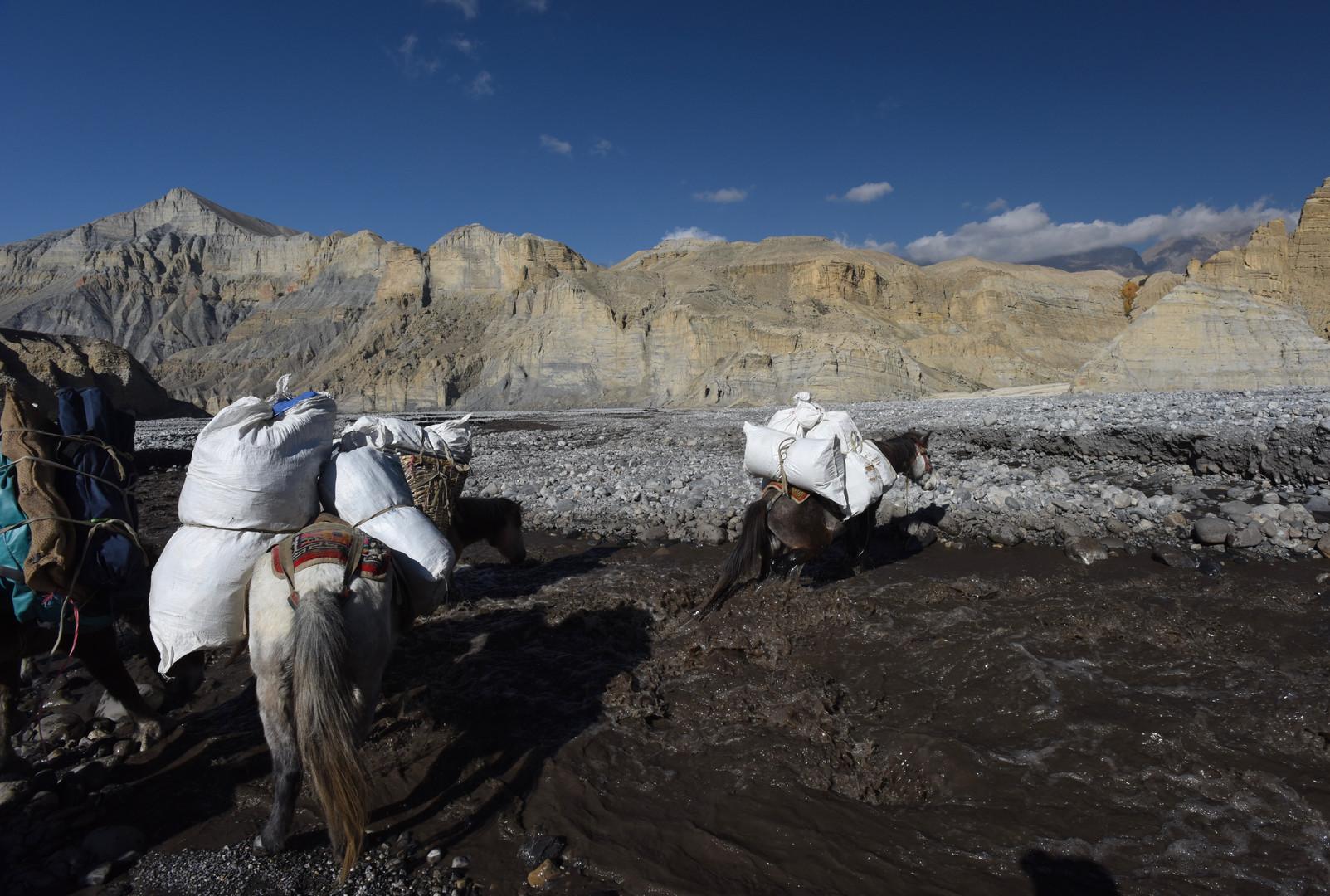 Kali Gandaki Crossing