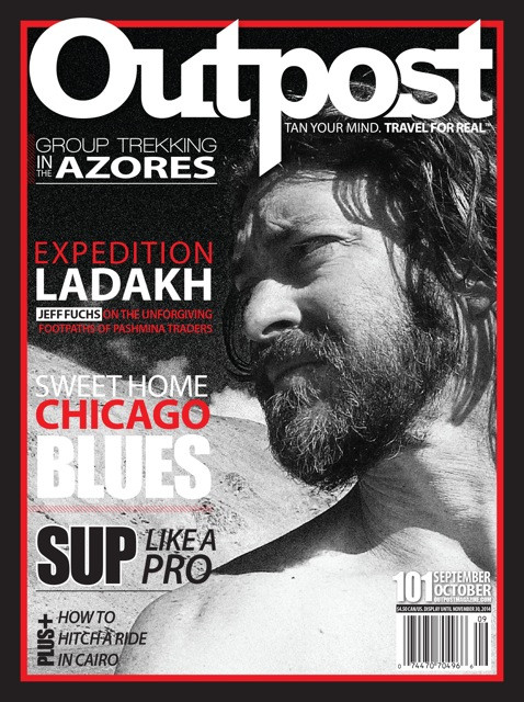 Cover - Outpost, Issue 101