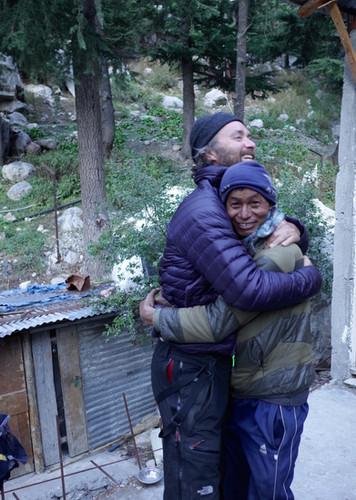 A Last Hug