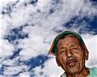 Legend: Sadanand Negi - Spiti, Himachal Pradesh