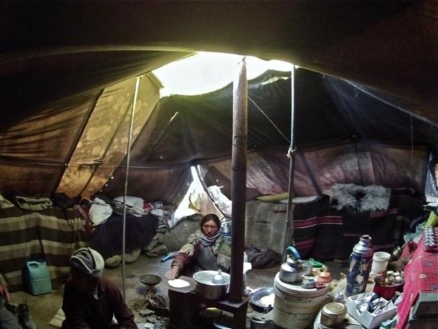 Nomad's Tent - Jeff Fuchs