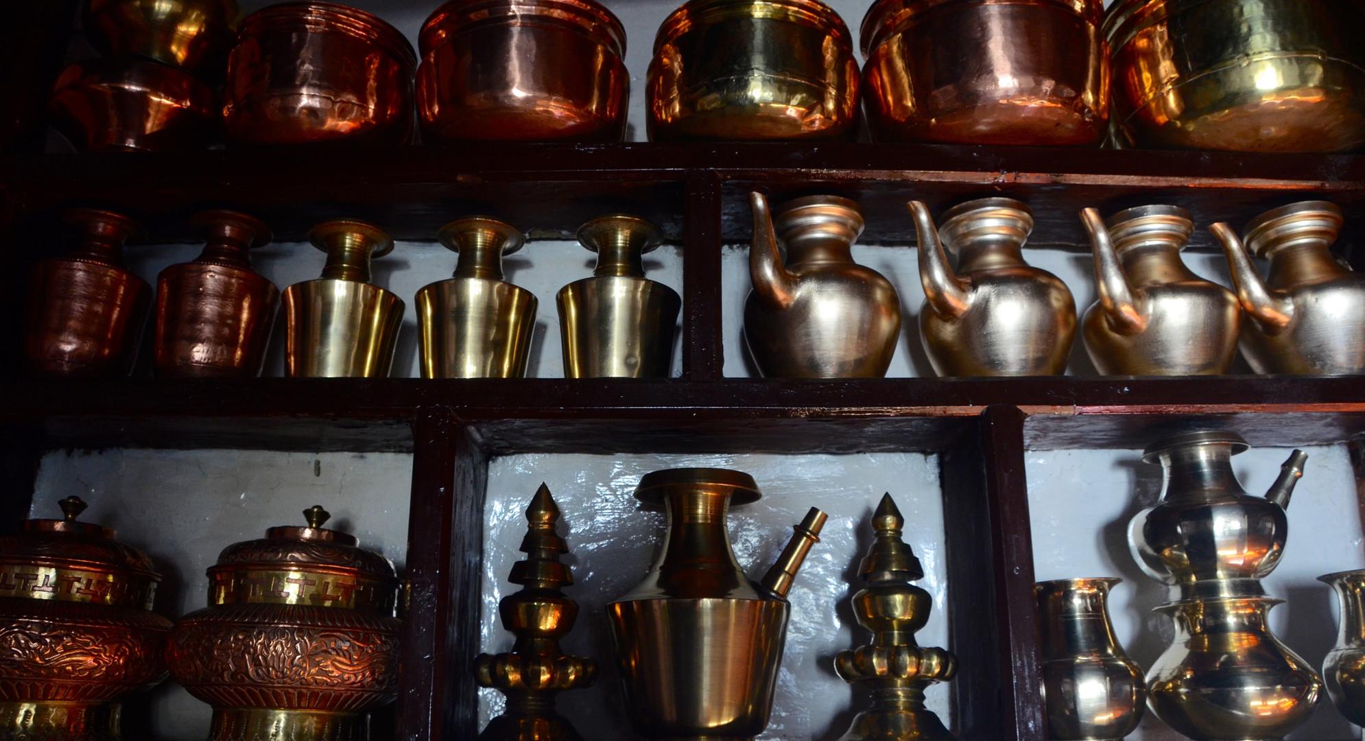 Tea Heaven 2 - Kagbeni, Mustang, Nepal