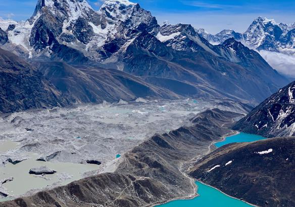 Ngozumpa Glacier - Gokyo Lakes, Nepal