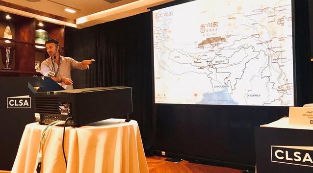 CLSA Conference - Hong Kong