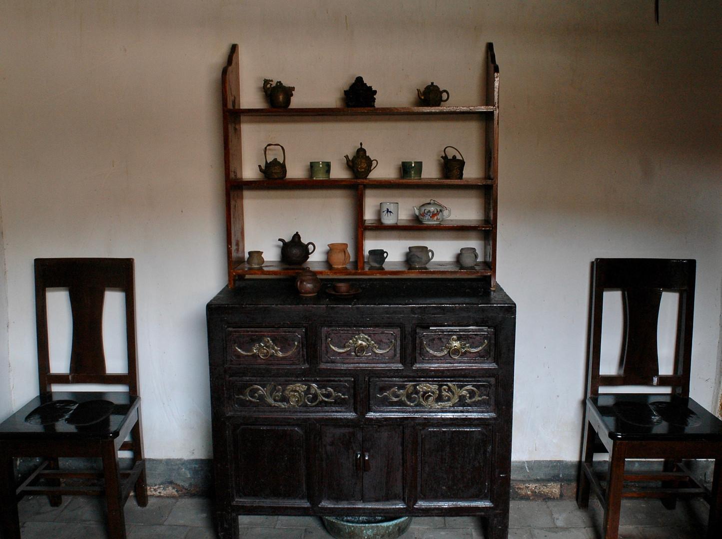 Sit and Sip - Weishan, Yunnan