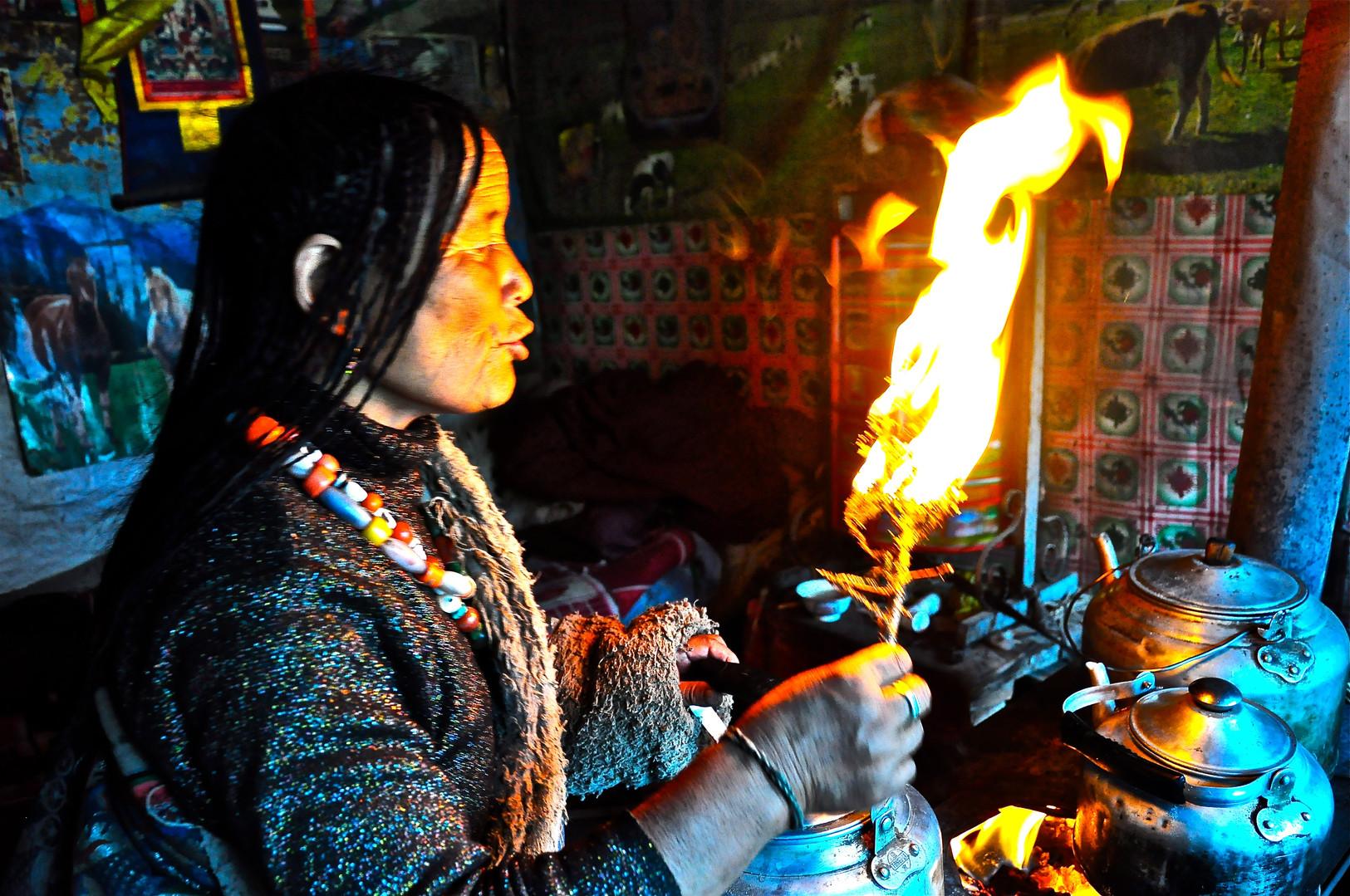 The Cleanse - Amne Machin, Qinghai