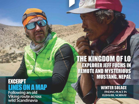 Feature Article in Outpost – The Kingdom of Lo (Mustang)
