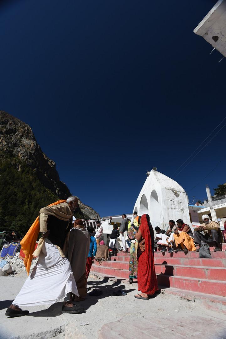 Shiva Time - Gangotri