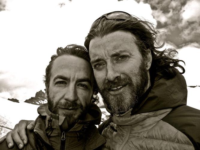 Michael K and I - Spiti, India