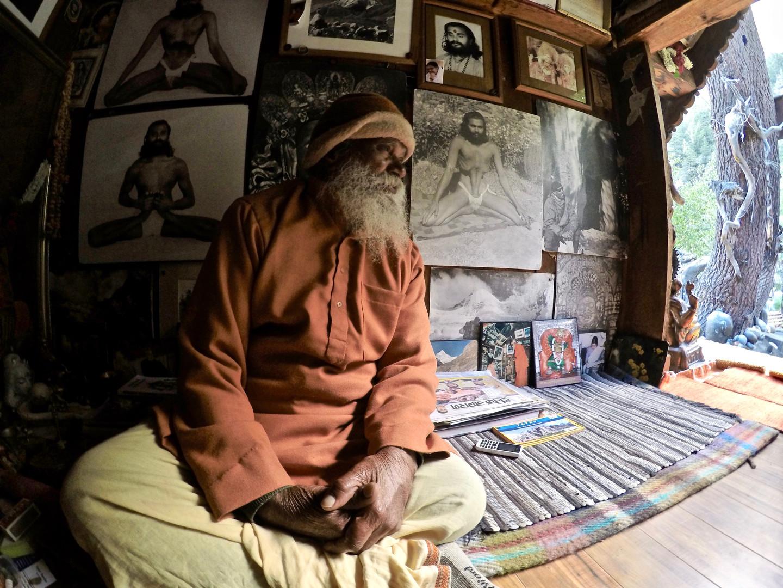 Swami Sunderanand - Gangotri, Uttarakhand