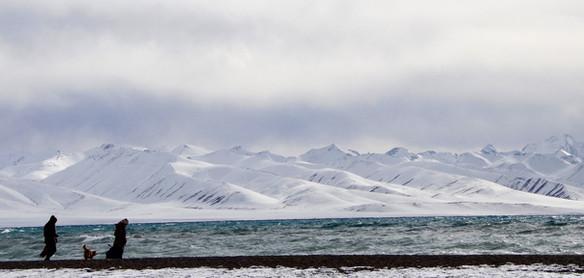 Nam Tso - Lake of Heights - Tibet