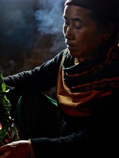 The Bulang Prep - Xishuangbanna, Yunnan