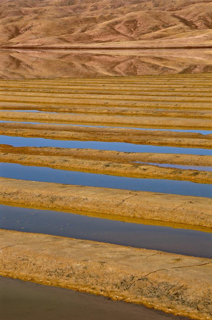 Salt Flats - Tsa Tso - Qinghai