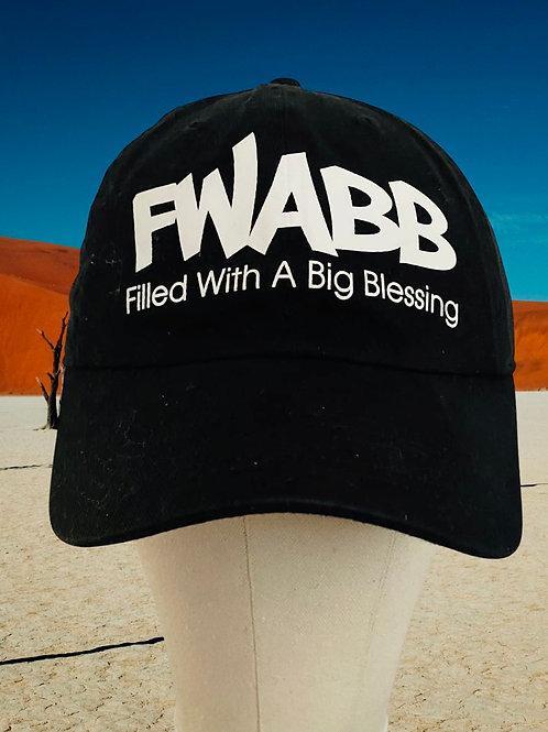 BLACK FWABB HAT