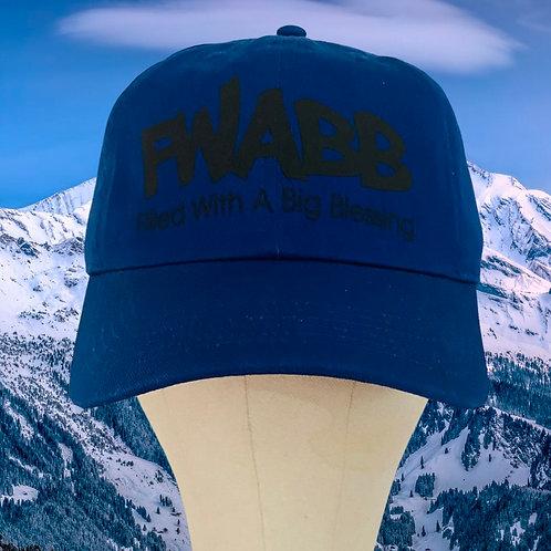 BLUE FWABB HAT