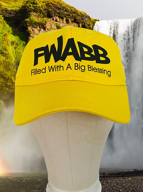 YELLOW FWABB HAT