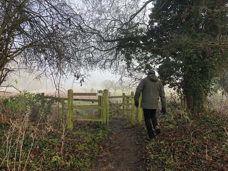 Are you fed-up with doing the same old walks?