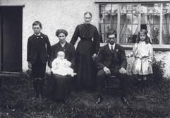 Ernest Newland and family Church Farm 19