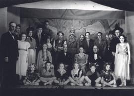 1948-9 Performance at Rushden village ha