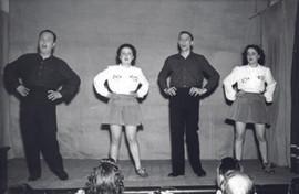 Tony Hammond, Maureen Storan, Keith Driv