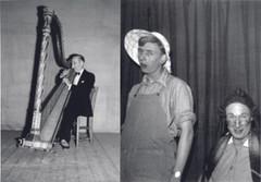 Sketches and Mario Harp lorenzi Rushden