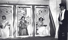 Josephine Skinner, Malise, Valerie Brown