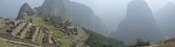 Panorama Macho Picchu 2