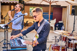 REVERSE Live Cover Band | Groupe de musique reprises Marseille PACA Chanteur Musiciens professionnel