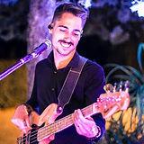Florent MORICARD Bassiste professionnel REVERSE groupe de musique reprises Marseille PACA animation musicale événementiel mariage baptème soirée privée anniversaire