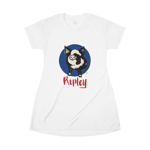 Ripley All Over Print T-Shirt Dress