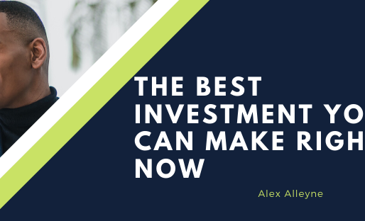 The BEST Investment You Can Make RIGHT NOW
