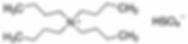Тетрабутиламмония гидросульфат