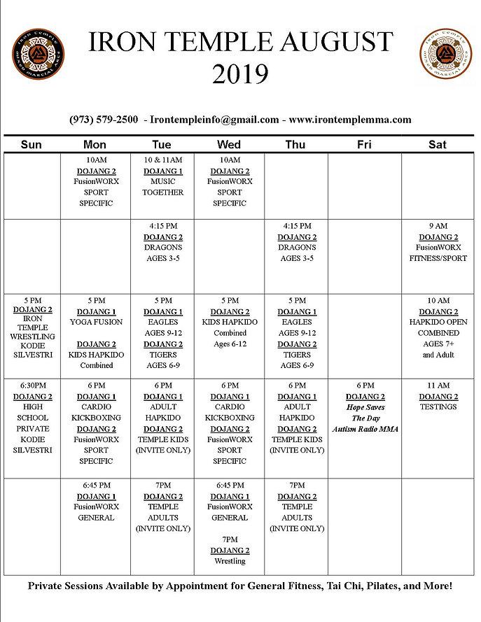 ITMA FusionWorX Sport August 2019 Genera