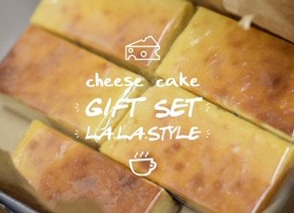 オリジナルチーズケーキ5個入りギフトセット