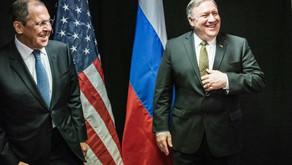 Russian Diplomacy: rather a bad peace than a good quarrel