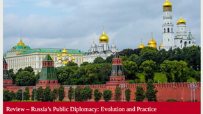 Review – Russia's Public Diplomacy: Evolution and Practice