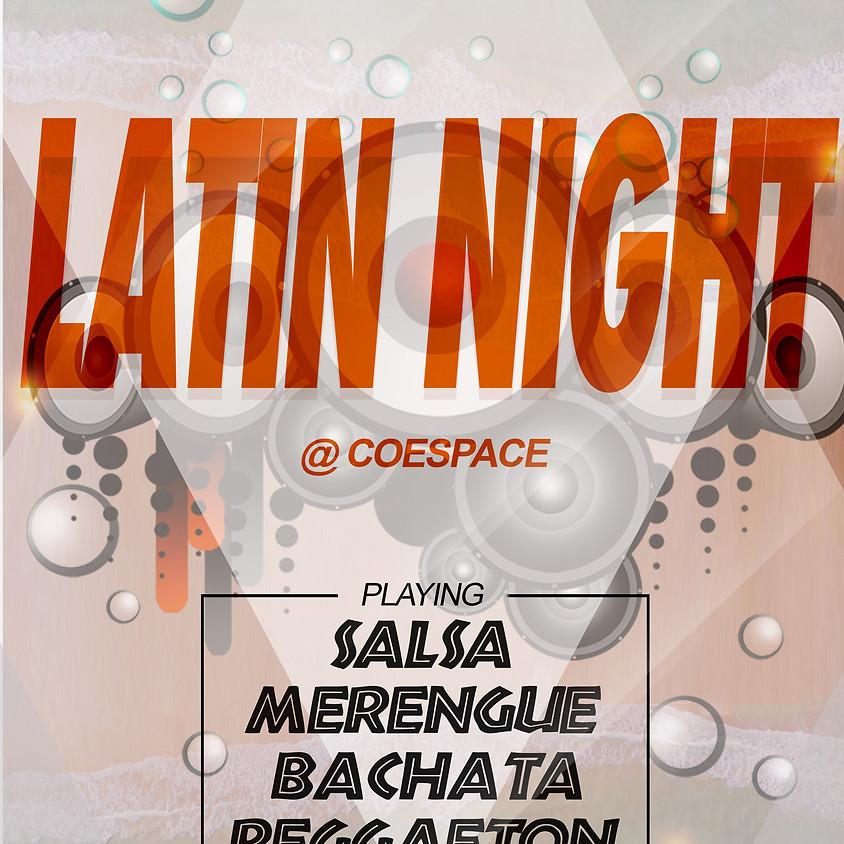 Latin Night @ COESPACE