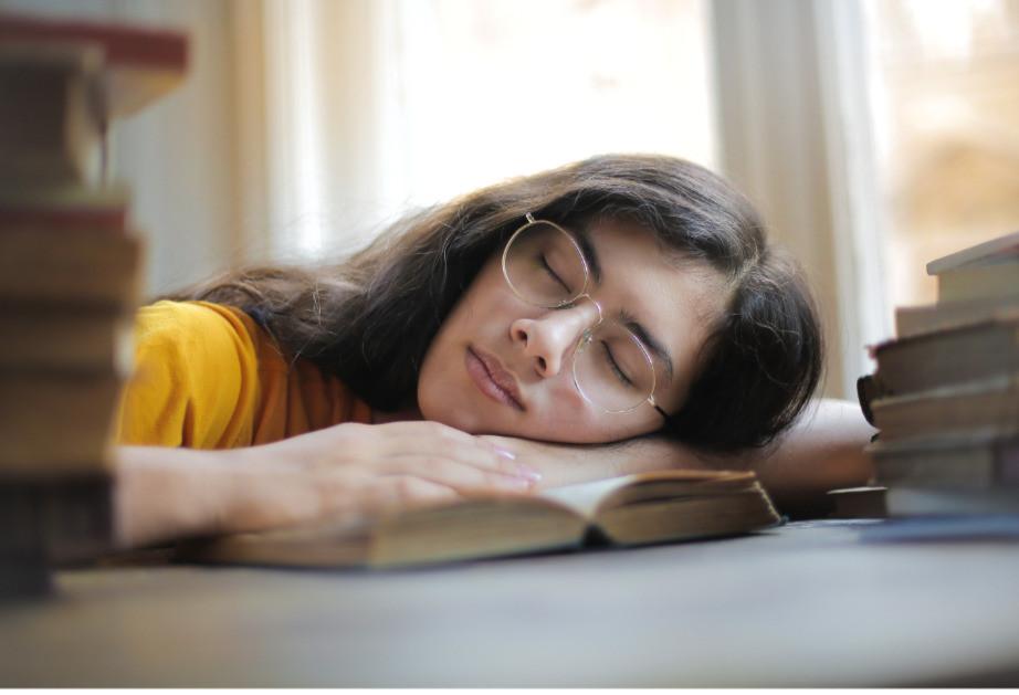 Fatigue, low energy, falling asleep, chronic illness, low productivity