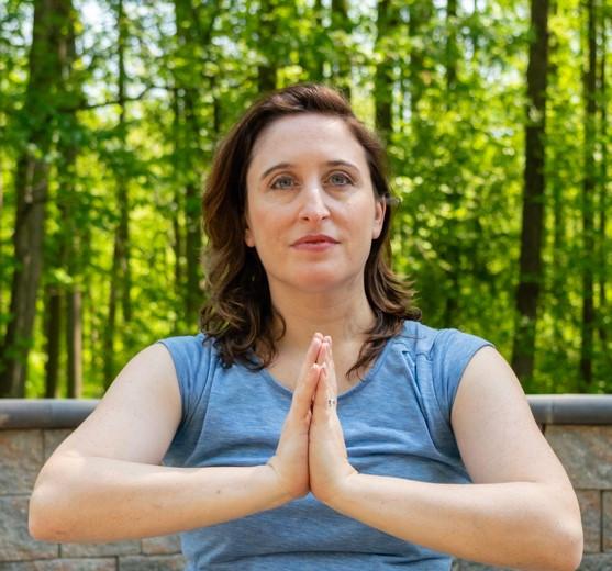 yoga, namaste, meditation, mindfulness