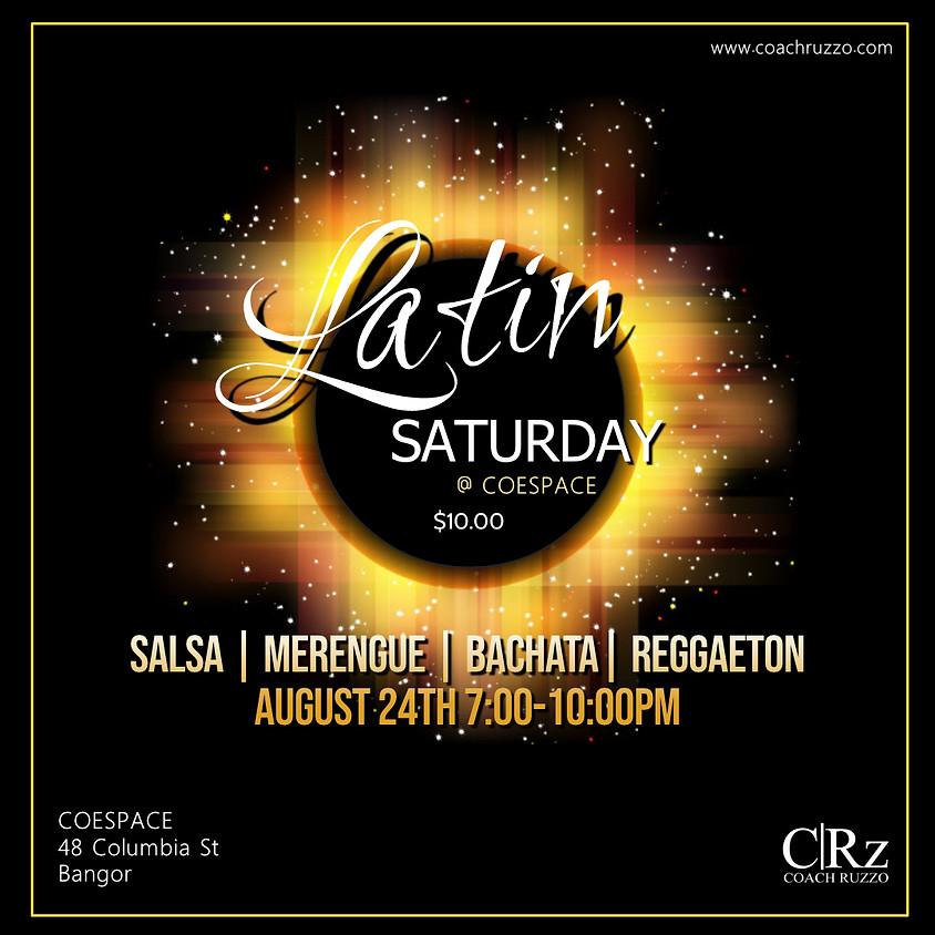 Latin Saturday @ COESPACE