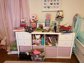 kids disorganized cluttered dresser