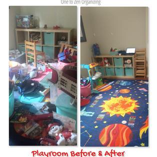 Tom, Jack, & Leo's Playroom