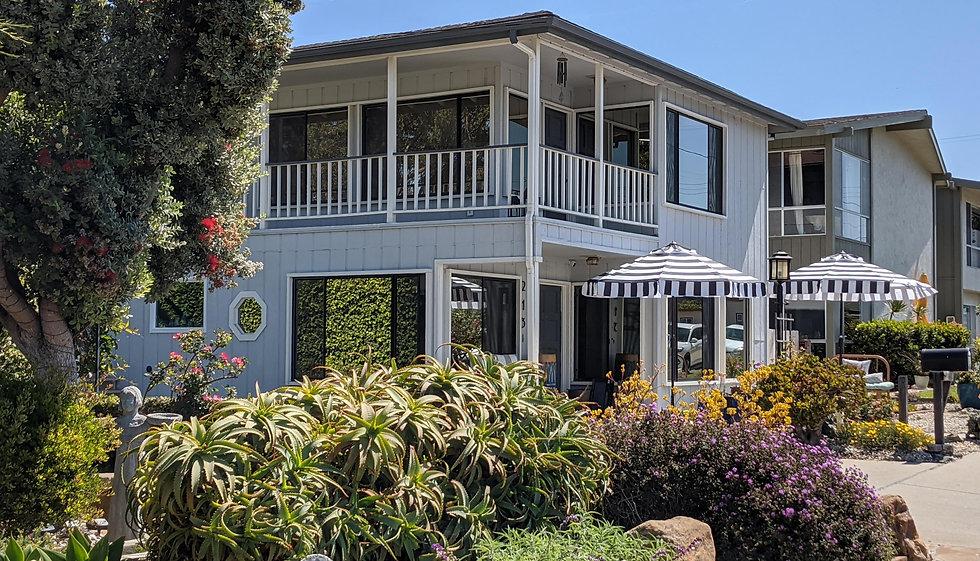Morro Bluff Inn in Morro Bay California