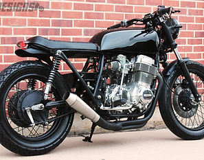 Custom Motorcycles Denver